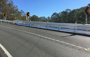 Ingal Civil Products has bolstered its range of Ezy-Guard Smart guardrail barriers with the introduction of a new high containment system and other innovative safety additions.