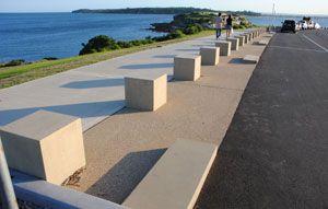 National Precast looks at the benefits of using precast safety bollards in a variety of applications in the public space.