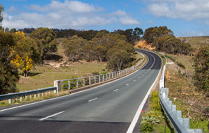 $100 million Barton Highway works begin
