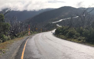 Great Alpine Road upgrade to begin