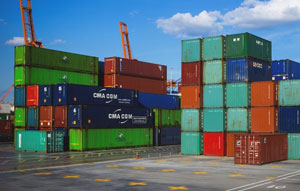 Containerchain brings shipping technology to MEGATRANS2018