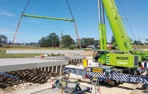 Standards Australia has approved a project proposal to create a third part to AS 3850 Prefabricated Concrete Elements, which will apply to civil construction.