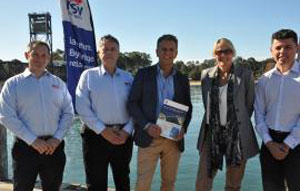 Member for Bega Andrew Constance has announced the preferred tenderer to design and build the new bridge across the Clyde River at Batemans Bay in New South Wales.