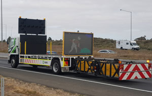To help keep its crews safe across Melbourne and western Victoria, Go Traffic has invested in an Ingal Civil Products Safe-Stop truck-mounted attenuator.