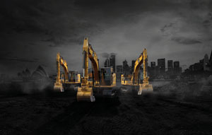 Caterpillar dealer WesTrac will launch the new Cat 320 GC, 320 and 323 hydraulic excavators at events in Perth and Sydney in May and June.
