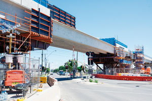 The building blocks of infrastructure: the rise of modular construction