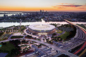 National Precast looks at the legacy of Western Australia's Optus Stadium and how precast concrete had a crucial role to play in its lasting impact.