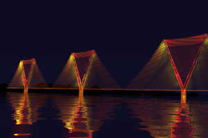 Researchers from the UK have identified new bridge forms that use a new mathematical modelling technique, which could enable significantly longer bridge spans to be achieved in the future.