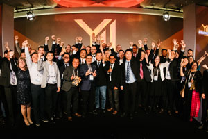 Bentley Systems announces Year in Infrastructure 2018 Awards winners