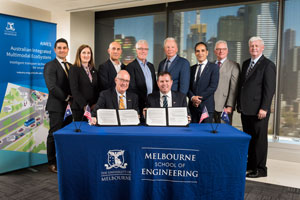 Australia partners with US state on road transport innovation
