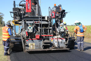 Tyre Stewardship Australia has teamed up with the Australian Asphalt Pavement Association (AAPA) to bring road builders a sustainable and effective alternative to standard asphalt products.