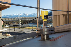 New liquid radar level measurement tools assisting in material supply