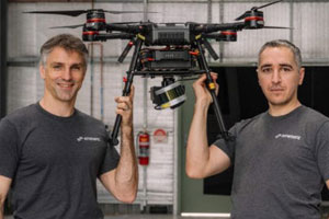 Autonomous drone start-up Emesent, led by former employees of CSIRO's Data61 technology division, has received $3.5 million in capital investments for its Hovermap system.