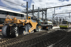 Hiway Stabilizers' work on the Hornsby Junction Remodelling Project not only resulted in a sustainable solution for the rail corridor, it also won the firm a top industry award.
