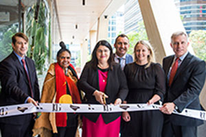 Designed and manufactured by Lendlease, 25 King in Brisbane – Australia's tallest engineered timber office building – has been officially opened.