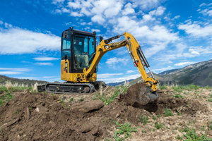 Mini but mighty: Cat's next-generation mini excavators
