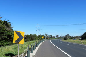 Victoria continues investment in road safety infrastructure
