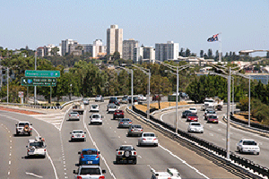 Main Roads Western Australia has awarded a $46 million contract to design and construct a dual carriageway and overpass in Perth.