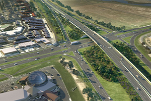 Preferred contractor announced for Mordialloc Freeway project