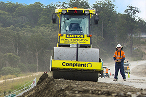New compaction safety technology unveiled