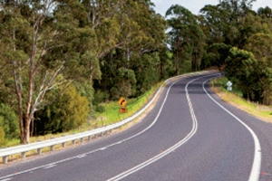 Major contractor awarded $115.2M South Gippsland Highway realignment