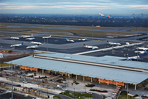 Contractor reaches milestone at Perth Airport