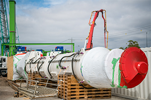 West Gate Tunnel to launch tunnel boring machines