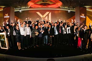 Finalists announced for Bentley Systems Infrastructure Awards