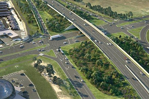 Major joint venture awarded $375M Mordialloc Freeway build contract