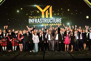 Bentley Systems announces winners of Year in Infrastructure 2019 Awards