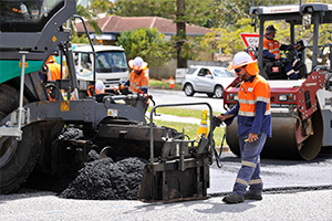 Queensland achieves first recycled plastic road